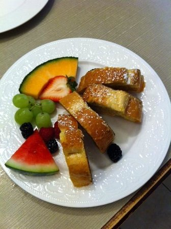 Rendell - Shea Manor: French Toast
