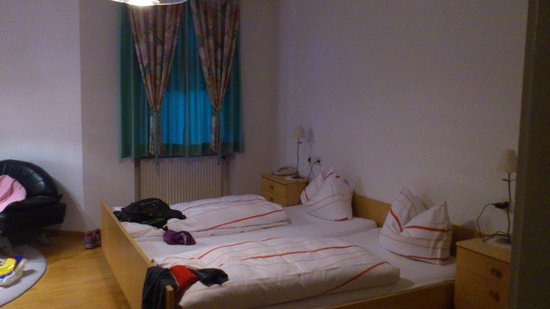 Hotel am Hochrhein: Habitación 3