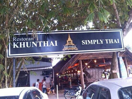 Khun Thai Restaurant Penang