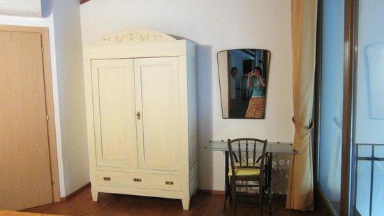 """Barchessa da Rio: Appartamento """"La Spiga"""": camera matrimoniale"""
