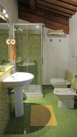 """Barchessa da Rio: Appartamento """"La Spiga"""": bagno"""