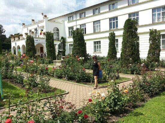 Botanical Garden: giardino botanico cluj