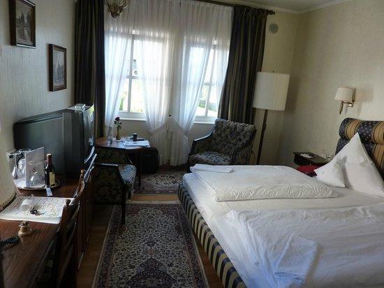 Schloss-Hotel Kurfurstliches Amtshaus : Room 104