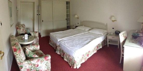 Hotel Meranerhof: camera doppia