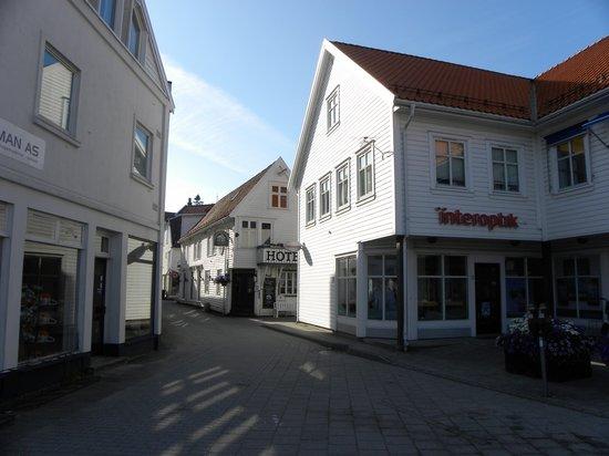 Kjøbmandsgaarden Hotel