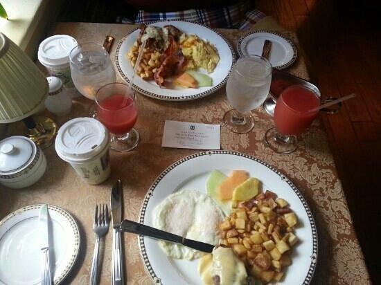 Treaty of Paris: Our Breakfast