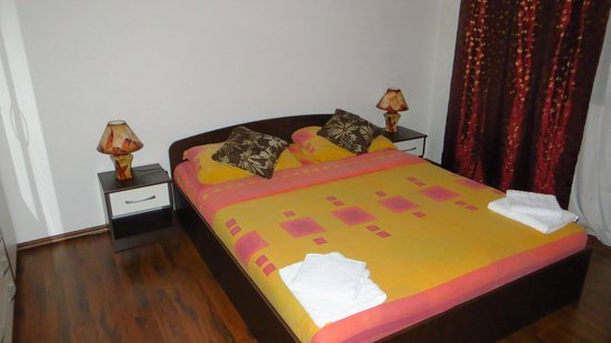 TSC Pansion: bed room (main double bed)