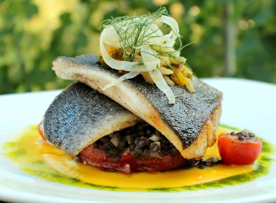 Atwater on Gore Creek: Pan Seared Trout