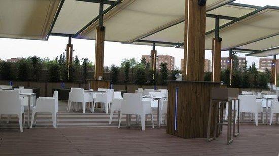 هوتل سبا جاردينيس دي لوركا: The Roof