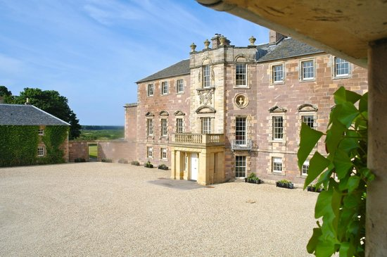 Archerfield House: One of our views