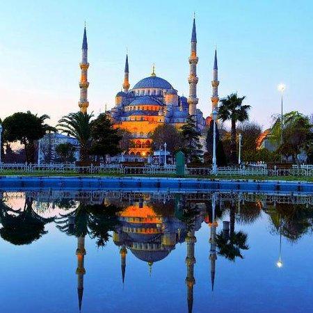 My Turkey Adventure - Tours: blue mosque