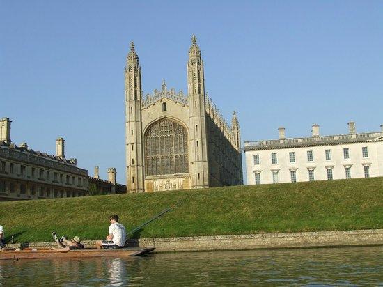 Granta Boat & Punt Company: Kings College