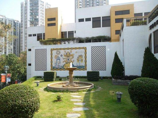 Pousada de Mong-Ha : Front view of hotel