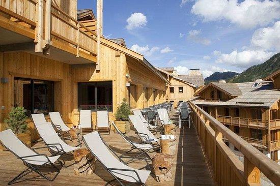 Montgenevre Hotel Spa