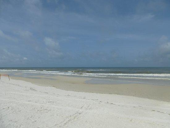 Clean beaches picture of cape san blas port saint joe for Clean beaches in california