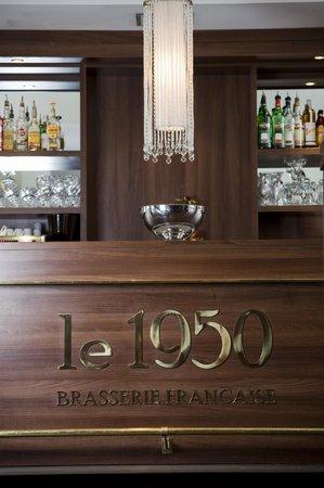 Le 1950, Brasserie Française : Bar