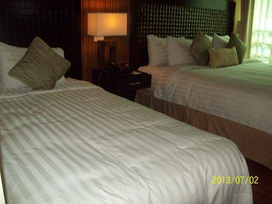 Widus Hotel and Casino: bedroom