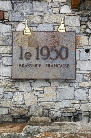 Le 1950, Brasserie Française