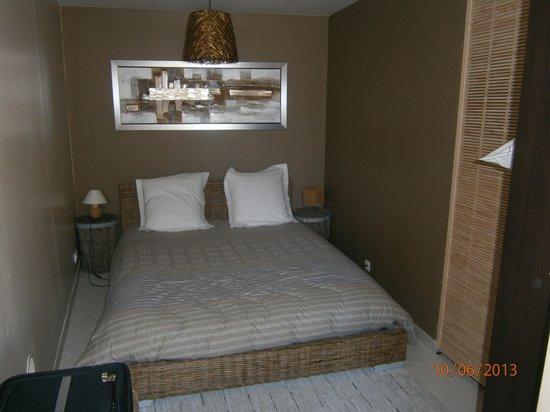 Les Terrasses De Castelnau B&B: la chambre
