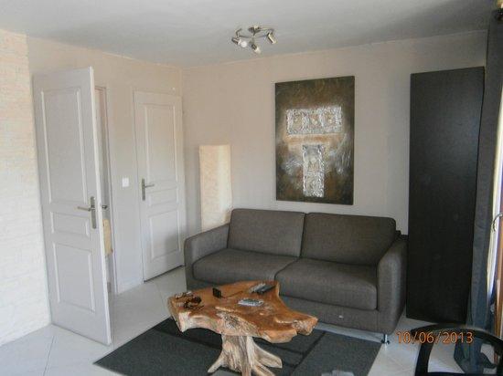 Les Terrasses De Castelnau B&B: le salon