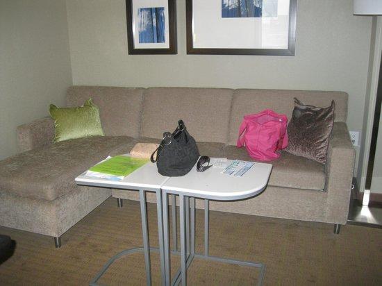 SpringHill Suites Toronto Vaughan : Salon