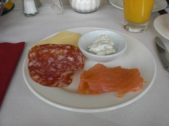 Vitalhotel Therme Geinberg: Ausgezeichnetes Frühstück