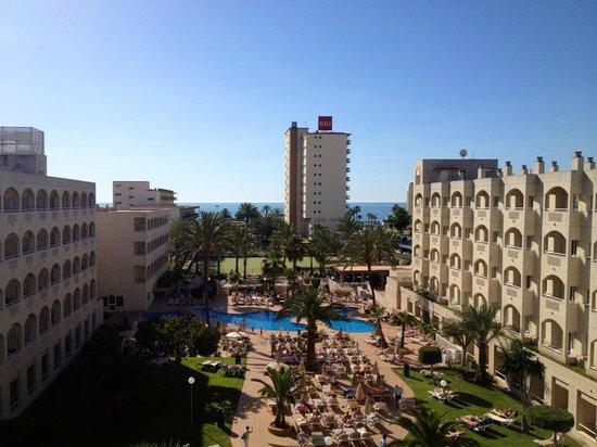 Hotel Riu Costa del Sol: Room from my room