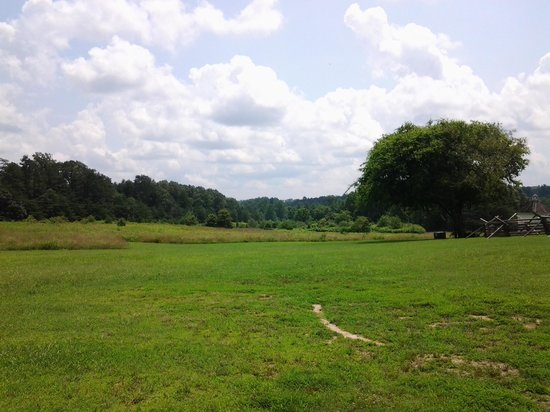 Sailor's Creek Battlefield Historical State Park