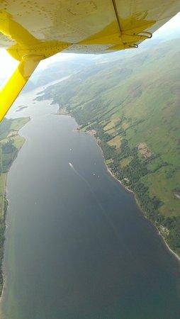 Loch Lomond Seaplanes: what a view!