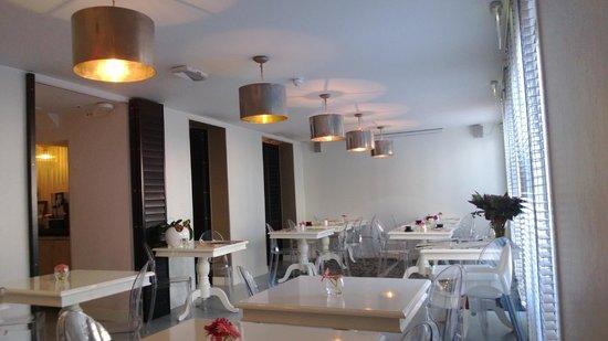 Stadsvilla Hotel Mozaic Den Haag: dining room