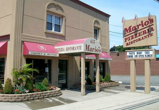 Italian Restaurants Near Hofstra University