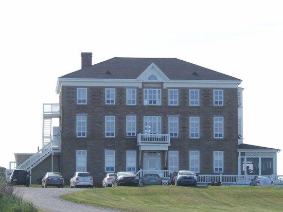 Foto de domaine du vieux couvent ile du havre aux maisons for Chambre colocation montreal