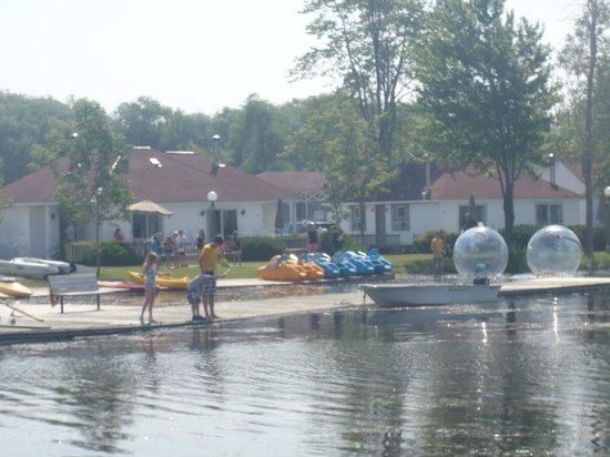 Fern Resort : The docks