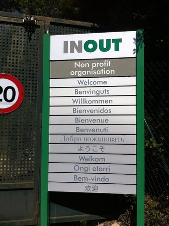 INOUT Hostel: Still a ways to climb.