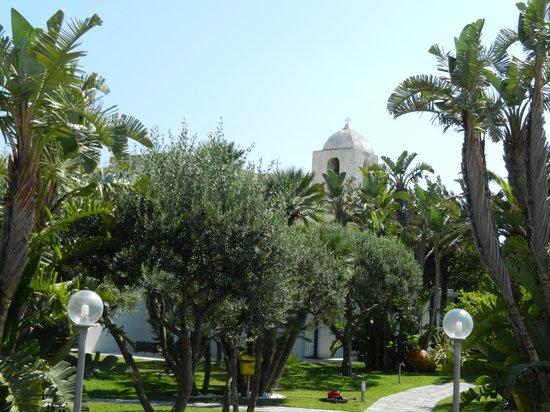Hotel Terme San Michele : Il giardino