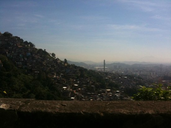 Rio Alternative Tour: View of Rio from Sumare (Tijuca National Forest)