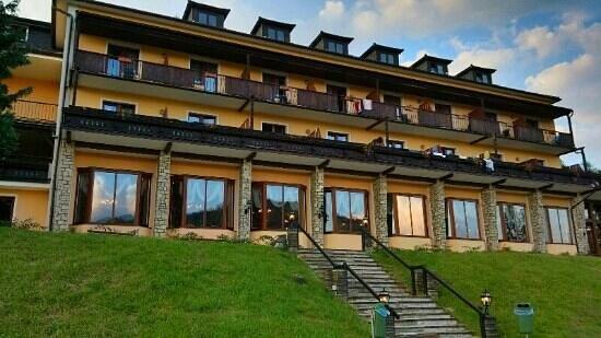 Alpenhof Hotel Semmering : hotel
