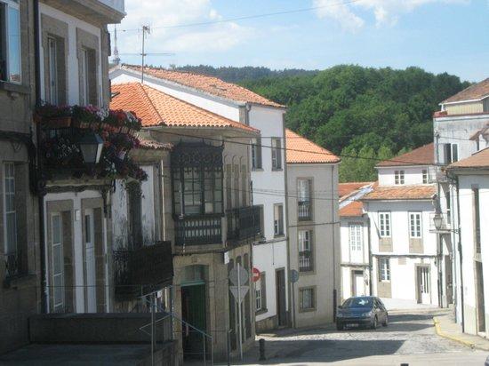 Apartamentos Cruceiro Do Galo : alrededores del hotel