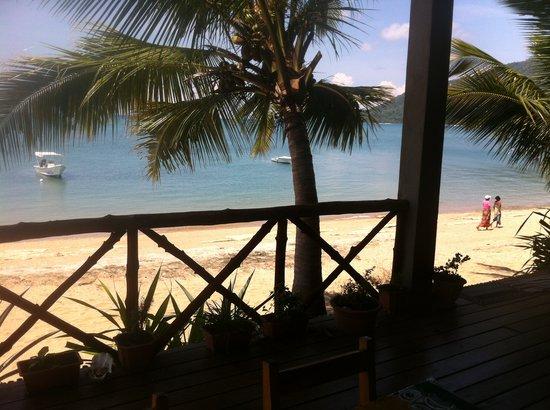 Gîte Guyan: La varanque.