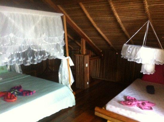 Gîte Guyan: Une chambre.