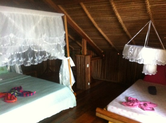 Antafondro, Μαδαγασκάρη: Une chambre.