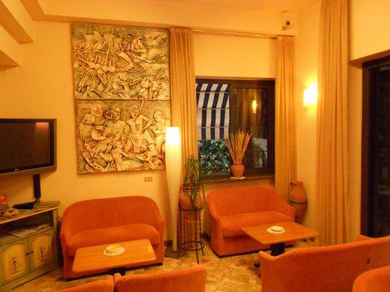 Hotel Cobalto: zona reception