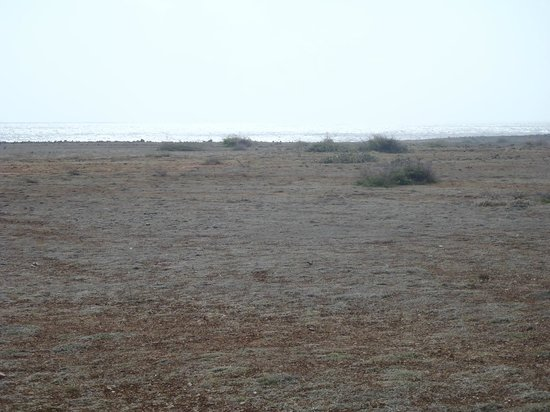 Shete Boka National Park: looking out to sea from trail to boka pistol