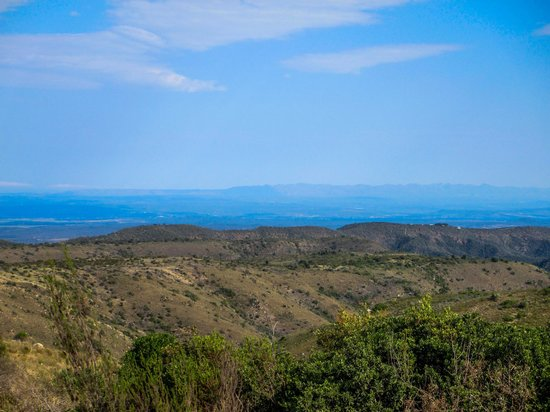 Zuurberg Mountain Village: Breathtaking views