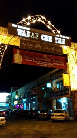Night Market: Wakaf Che Yeh