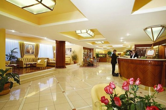 Hotel Parco Delle Rose: Hall
