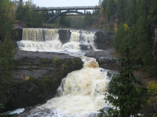 Larsmont Cottages on Lake Superior: Gooseberry Falls
