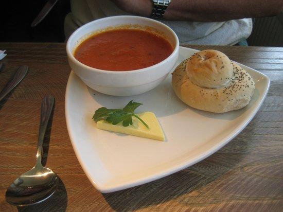 The Wayfarer: Soupy soup