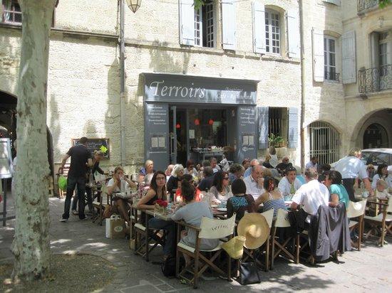 Restaurant Terroirs : Lunchtime