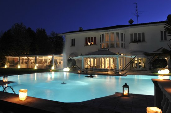 Villa Patrizia : events exclusive location